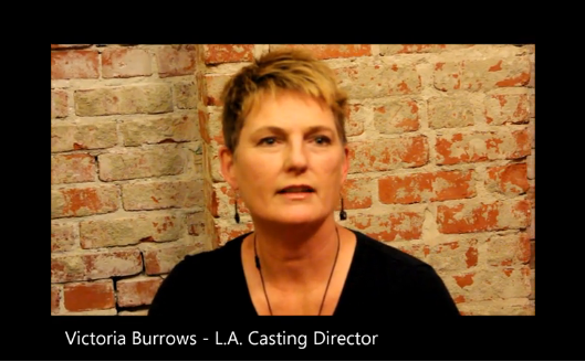 Watch videoCasting Director (L.A.) – Victoria Burrows