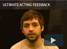ultimate acting feedback