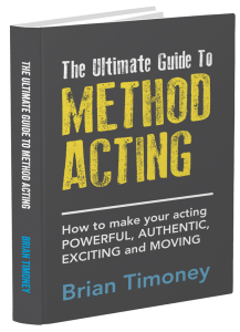 The Ultimate Guide To Method Acting