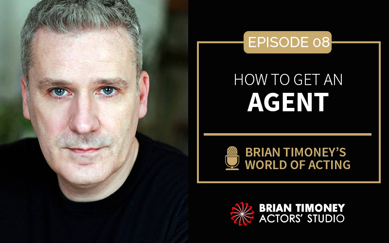 Episode 8: How to get an agent