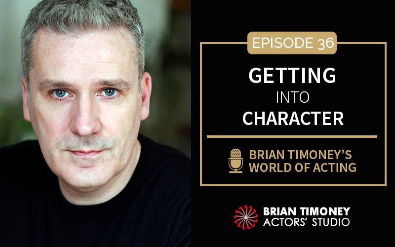 Episode 36: Getting into character