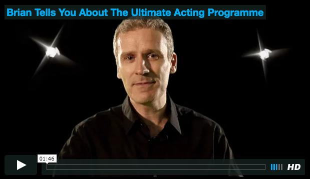 Brian Tells You About The Ultimate Acting Programme
