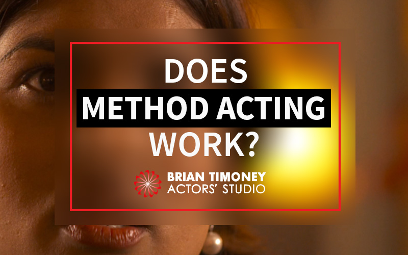 Does Method Acting Work?