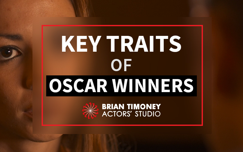 5 key traits of oscar winners