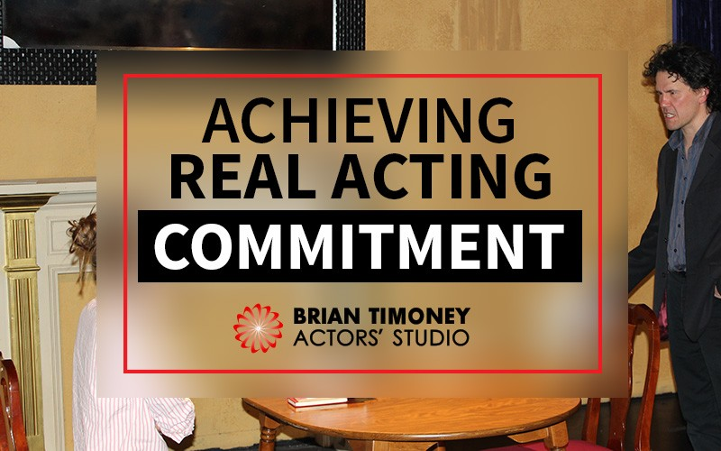 Acting-commitment