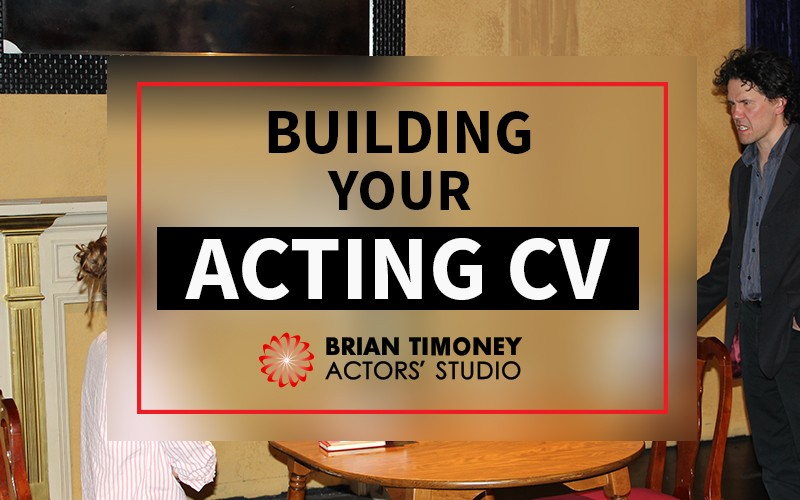 Building_Your_Acting_CV