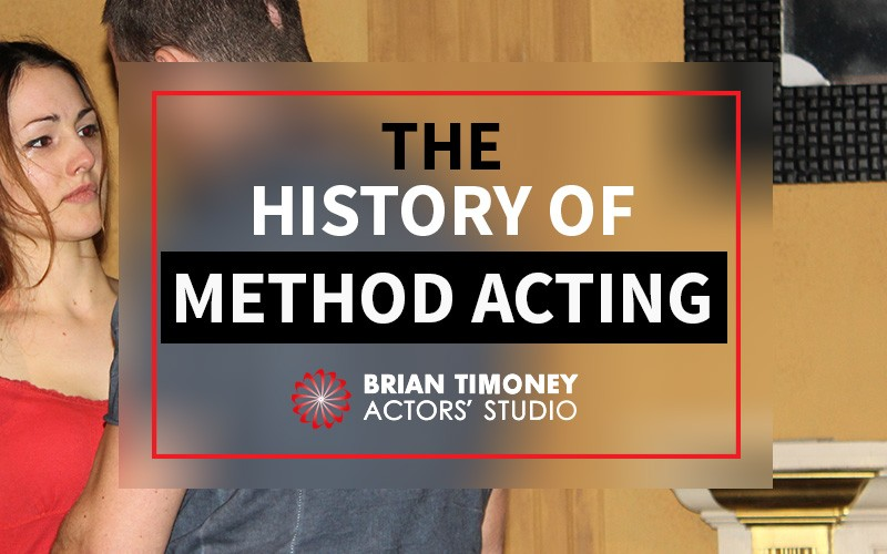 the history of method acting
