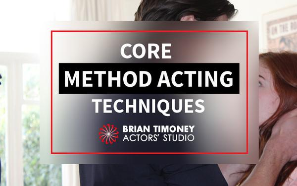Method Acting Techniques