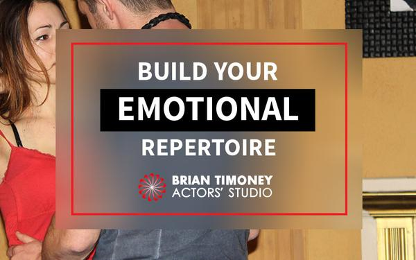 acting and emotion