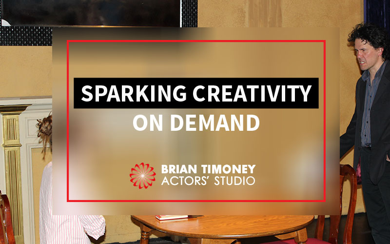 acting creativity