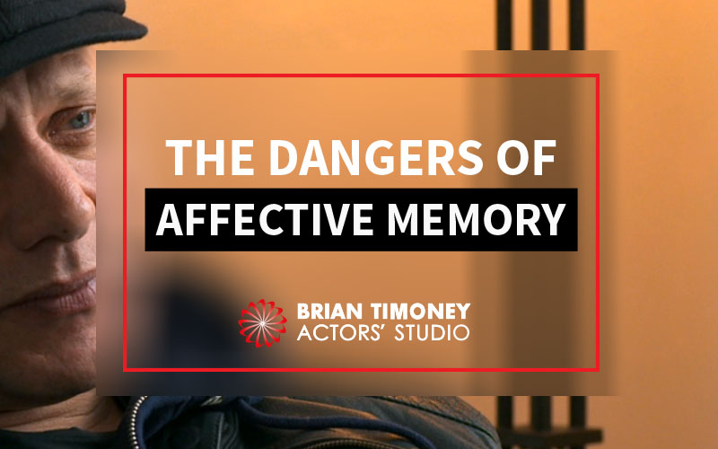 dangers of affective memory