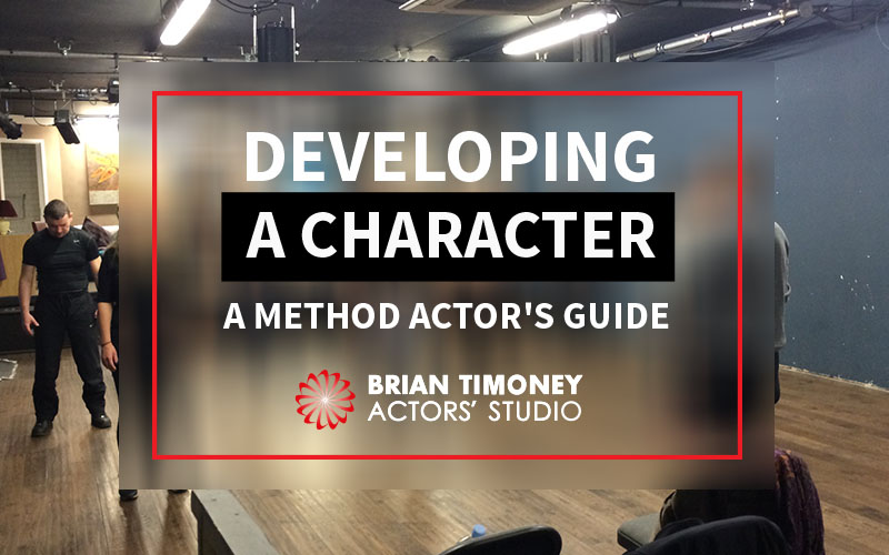 Developing a character