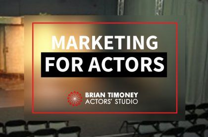 marketing for actors