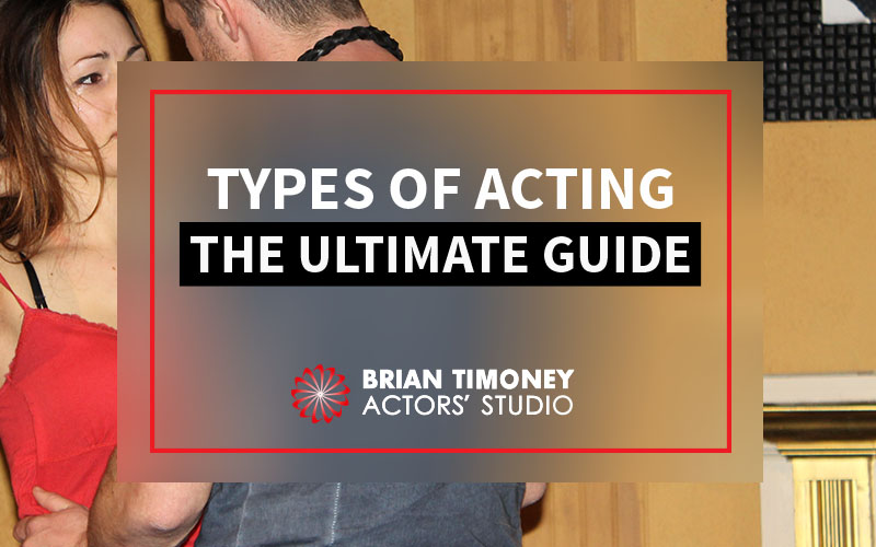 types of acting