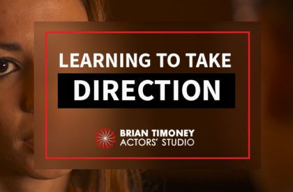 learning to take direction