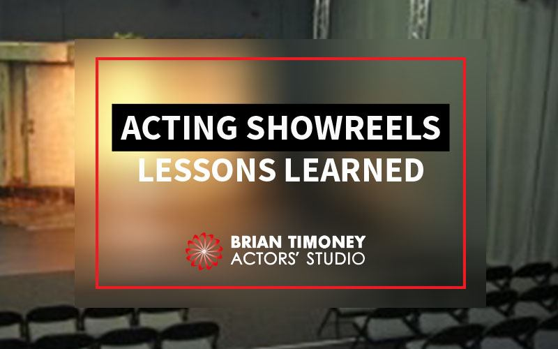 Acting showreels