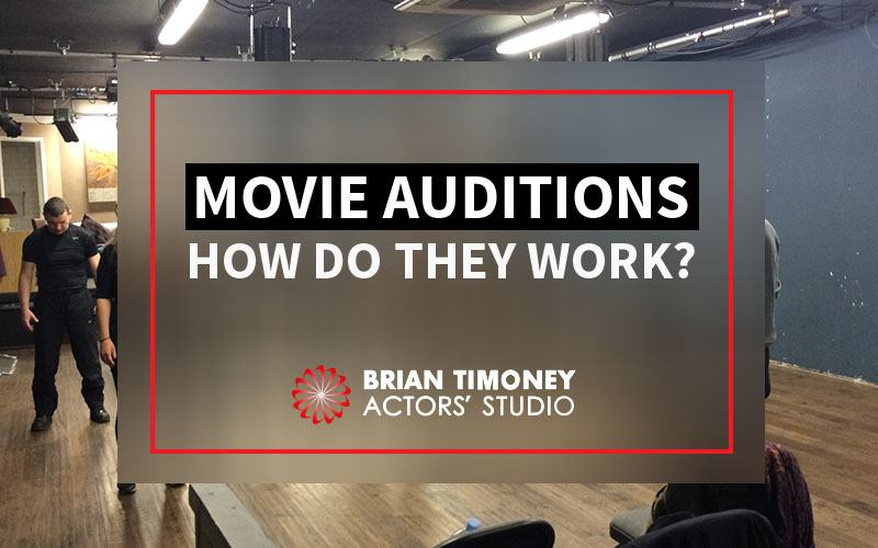 movie auditions