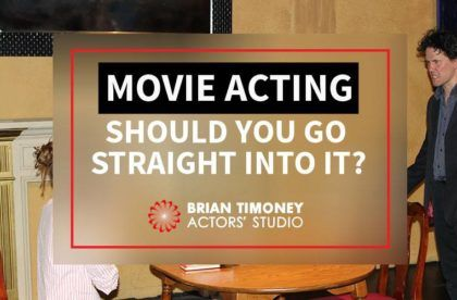 movie acting