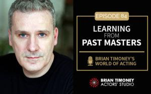 Episode 84: Learning From Past Masters