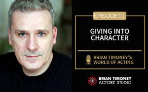 Episode 91: Giving Into Character